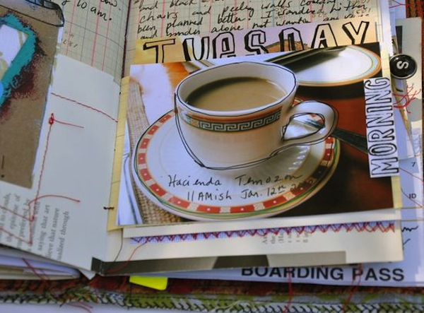 I just hope that such beautiful cups of tea are in my future! (Via Dispatch from LA)