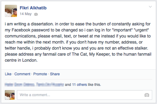 How to write a dissertation in 4 days