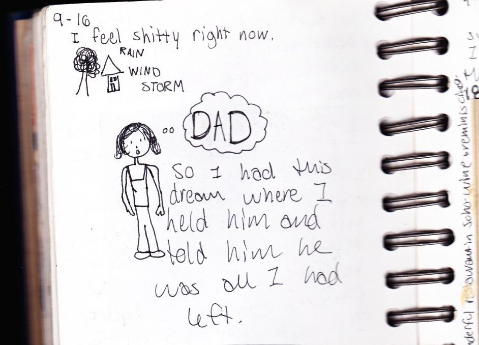 Diary: September 16th, 1999