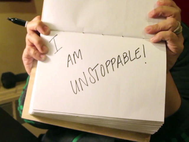 What Makes You Unstoppable?