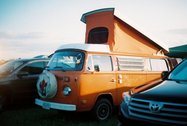Westfalia, most adorable vanamper ever to be assembled on this earth.