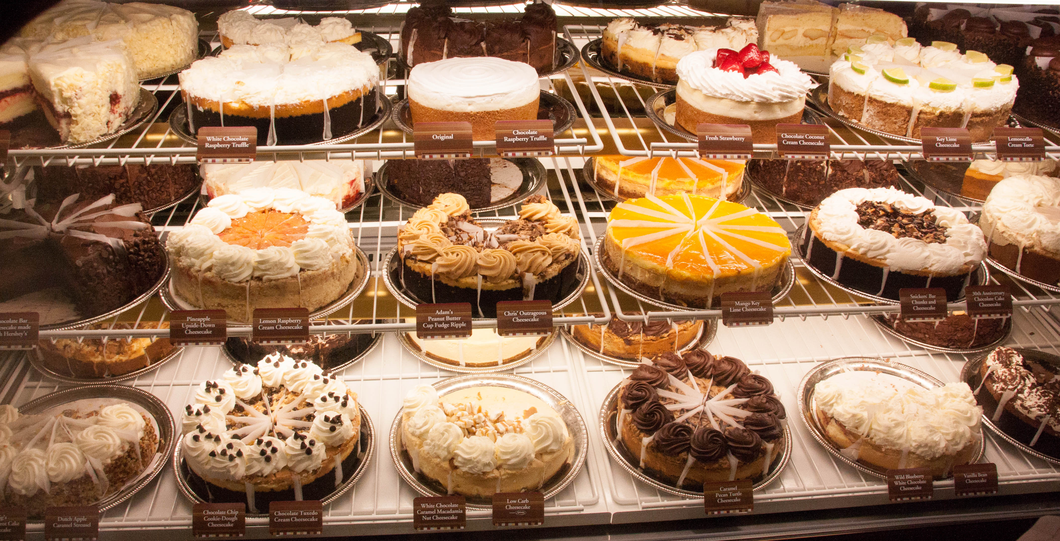 how to order cheesecake from cheesecake factory