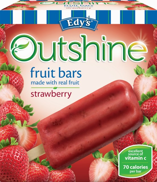 Edys Outshine Strawberry