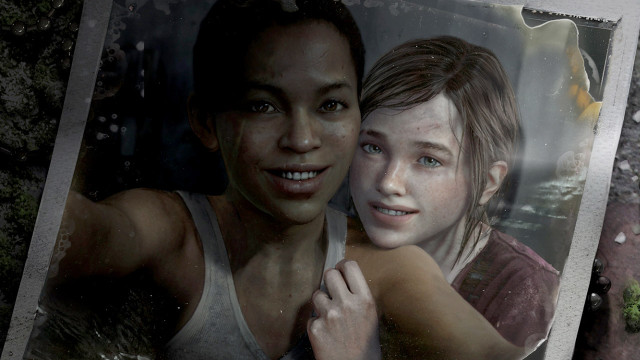 "Riley and Ellie: ""Best Friends"" from The Last of Us: Left Behind"