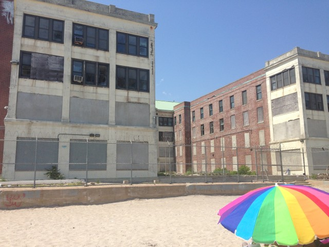 Riis Beach (Jacob Riis Park) is a historical place of significance for the NYC LGBTQ community.
