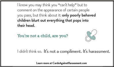 You're Not a Child