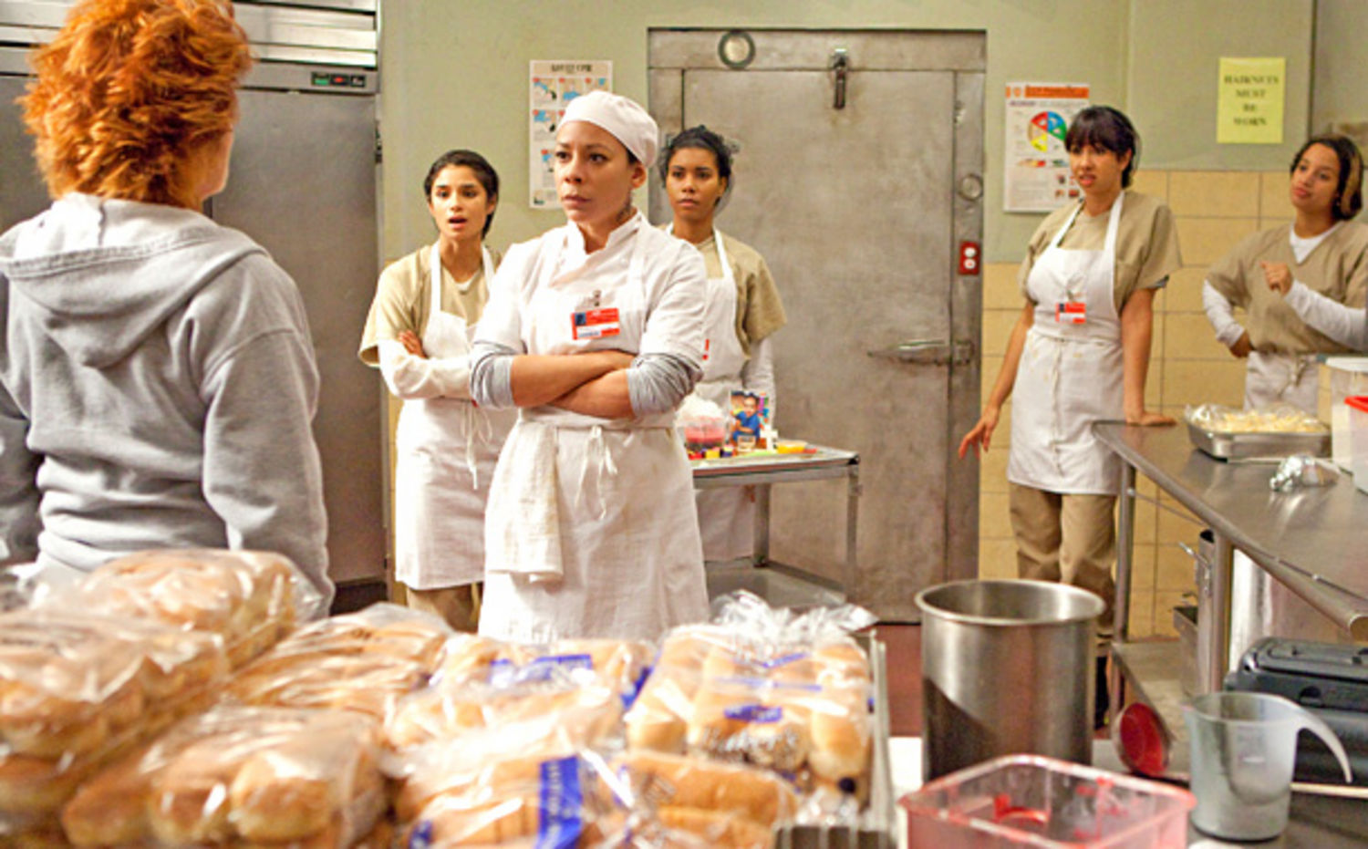 Orange is the New Black Episode 205 Recap: Gloria Gloria ...