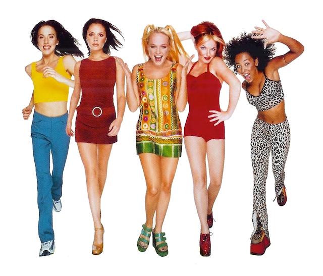 Spice Girls!!!
