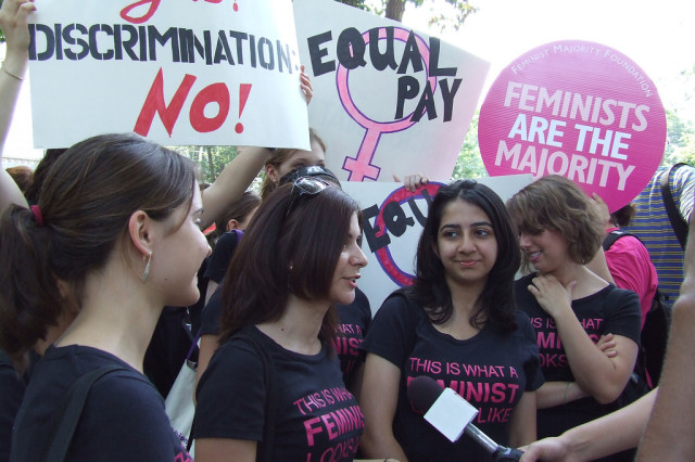 young-feminists-equal-pay-rally