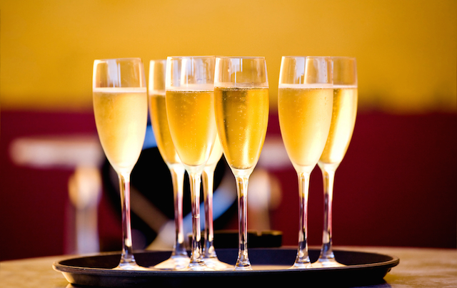 So, like, no more than seven glasses.  Image via Shutterstock.