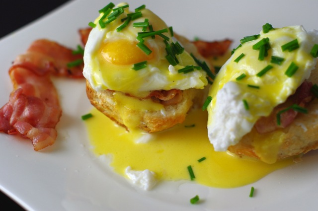 Eggs benedict Via wikipedia.com