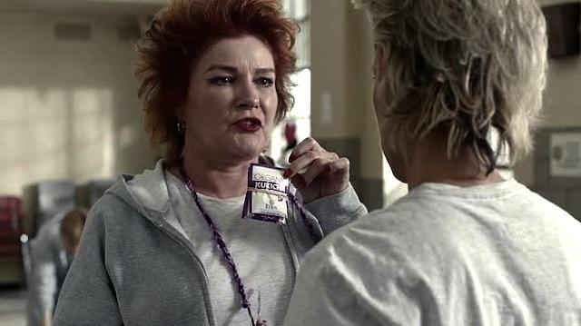 Condoms. Condoms hidden in tea bags.