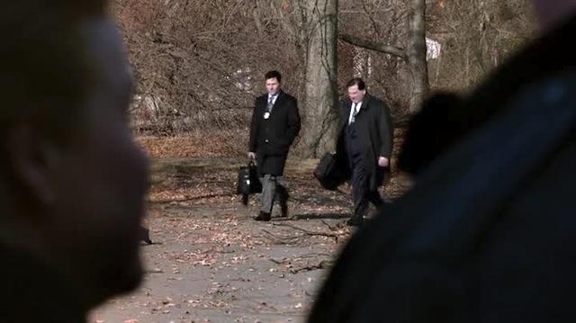 Here come the men in black doo-be-doo-be-doo