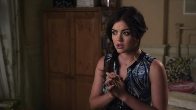 Maybe Aria killed Jenny