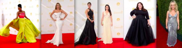Teyonah Parris, Sofia Vergera, Lizzie Caplan, Lucy Liu, Melissa McCarthy, Amy Poehler. Images via Time.