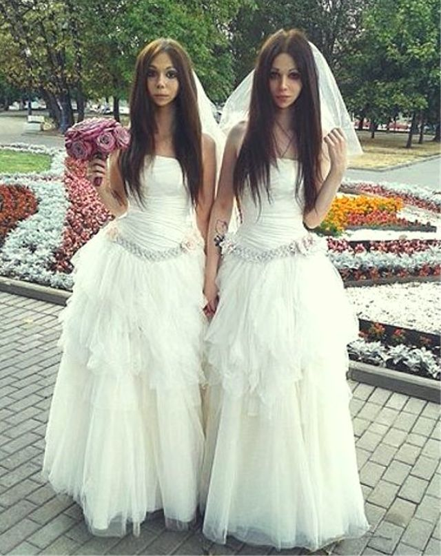 Wedding Billed As Russias First Gay Marriage