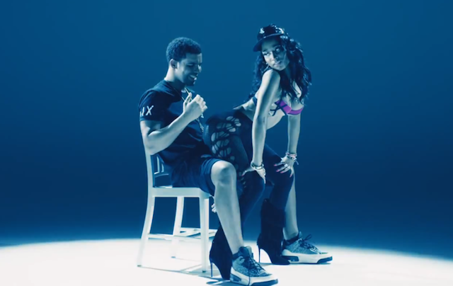 nicki drake lap dance