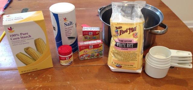 Make A Gooey Thing Part 2 Gluten Free Playdough