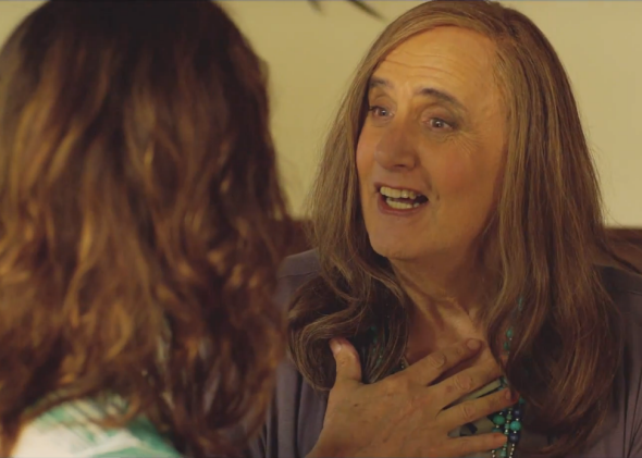 Jeffrey Tambor as Maura