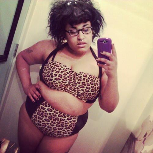 A #fatkini user via tumblr