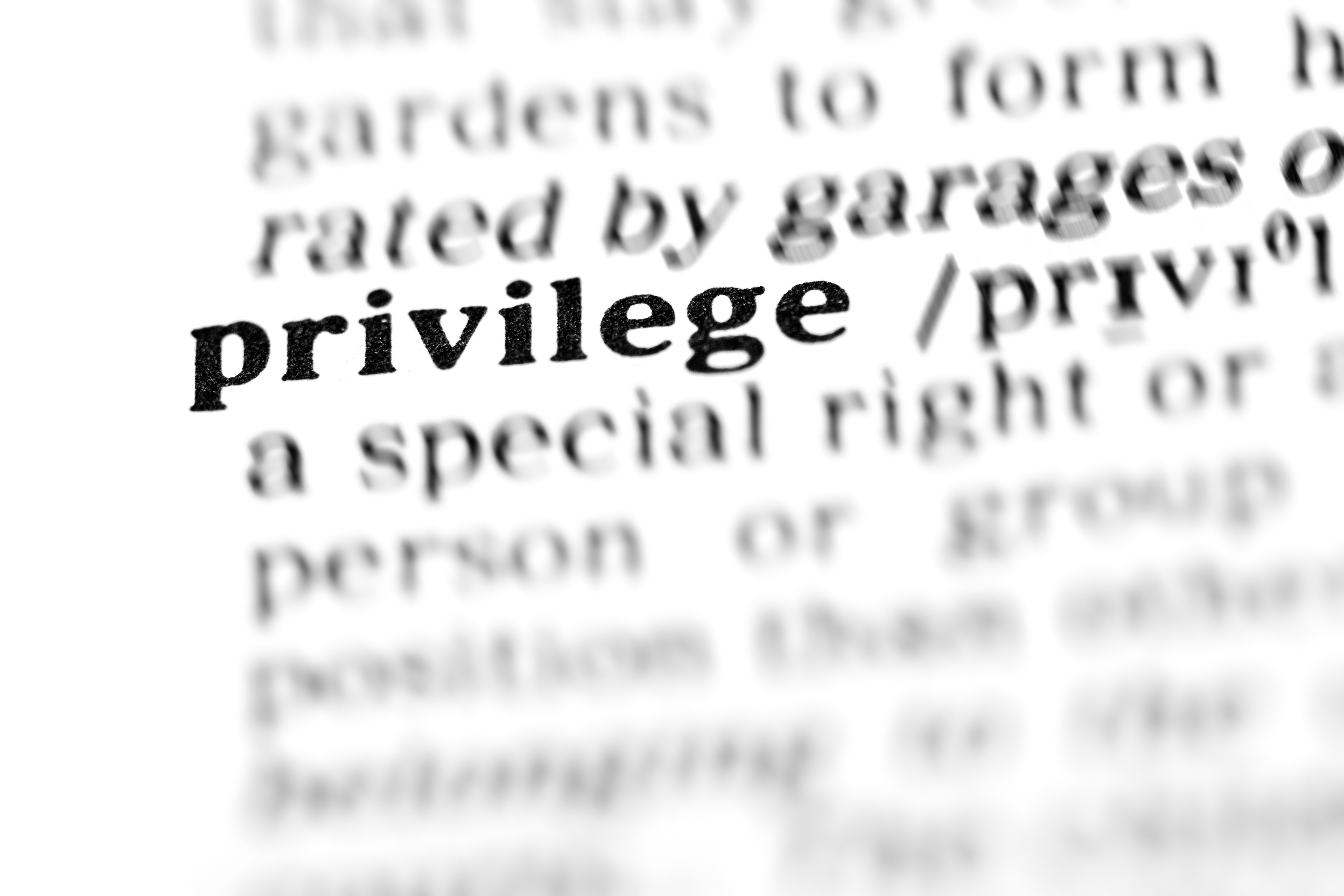 relationship between privilege and oppression