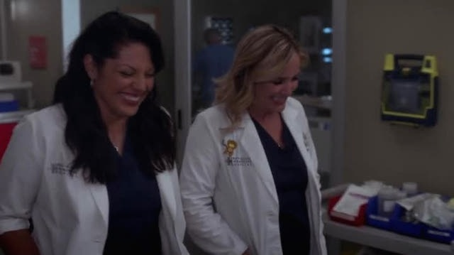 Shonda loves us. We are the shows gays. Got a spinoff like us, what would you say?