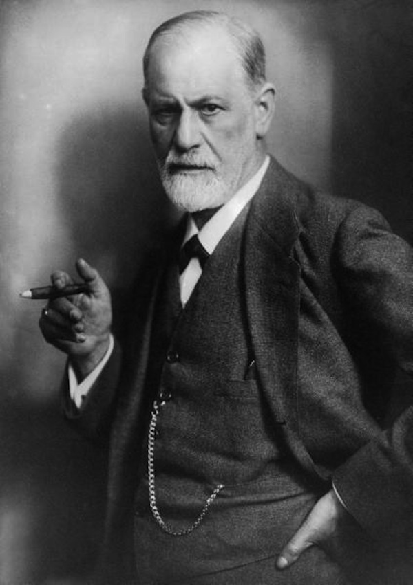 Freud is judging you for problematic theories about homosexuality via Wikipedia