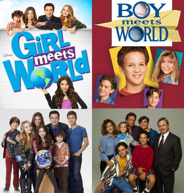 """boy meets world girl like me The 10 best boy meets world quotes about life and love shawn, and eric, the gang is returning with a sequel series, girl meets world, premiering tonight on the disney channel """"i do my thing and you do your thing."""