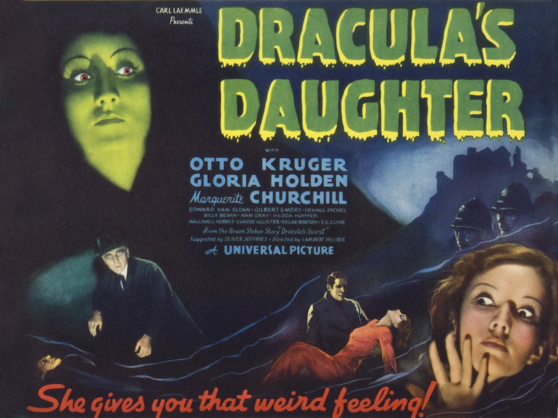 Women That Go Bump In the Night: Lady-Monsters Of Cinema