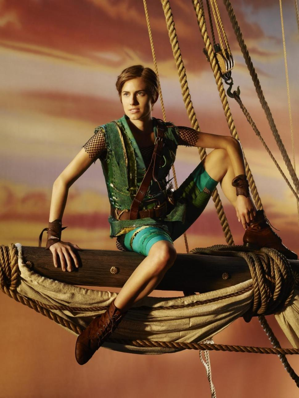 15 Ladies Who Played Peter Pan From Nina Boucicault To Allison