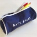 "New Merch: Get Your ""Safe Space"" Zip-Up Cases!"