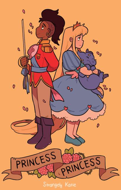 Princess Princess by Katie O'Neill