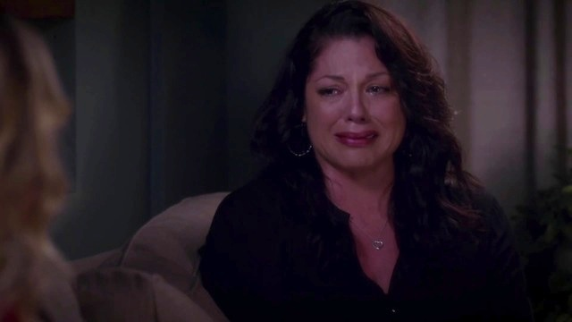 Someone please hand her an Emmy for Best Tears on a TV Drama.