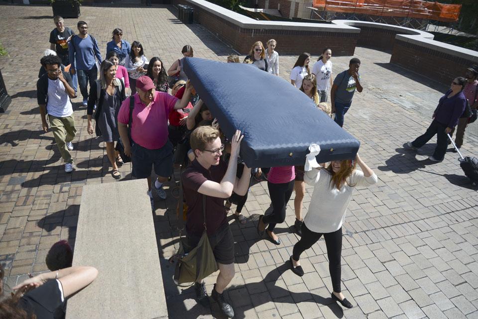 Sized how a full mattress big is