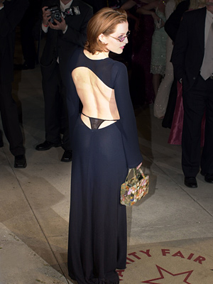 gillian anderson dress