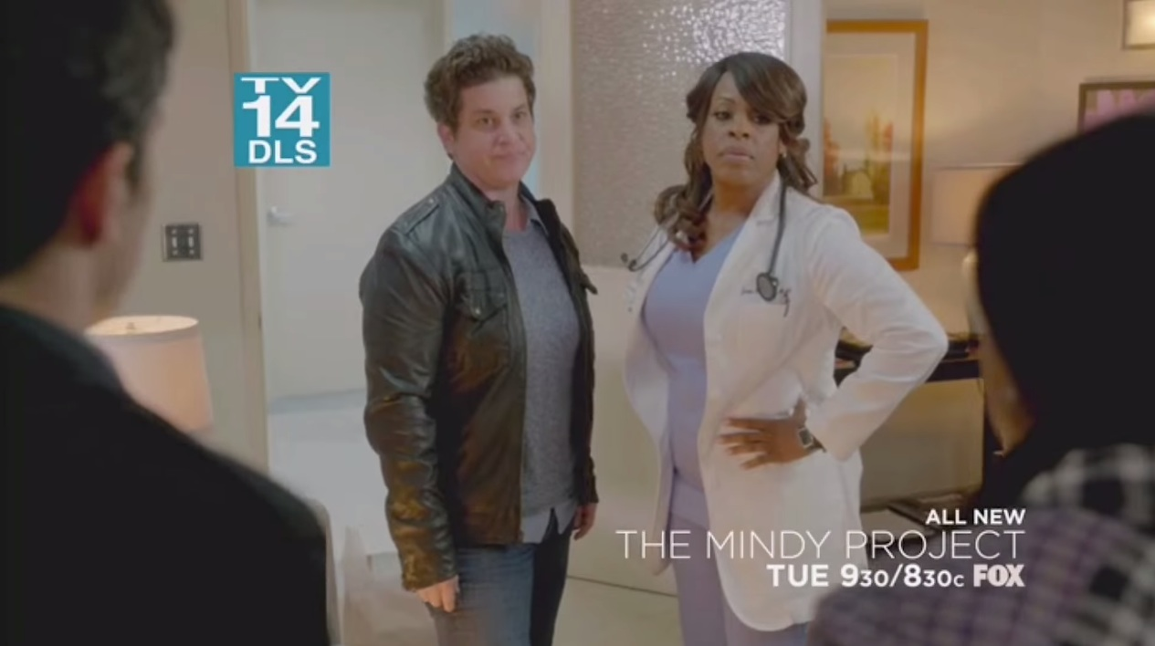 Niecy Nash, Julie Goldman Get Sapphic on The Mindy Project'