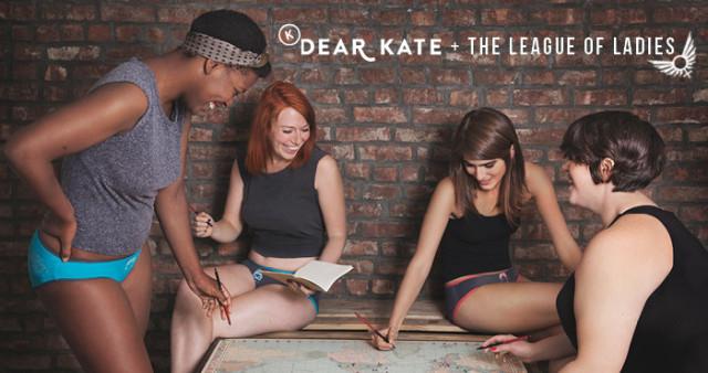 league of ladies 6