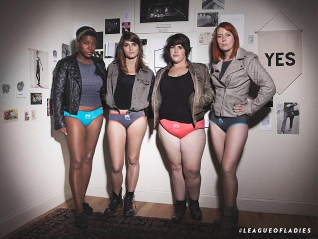 league of ladies header