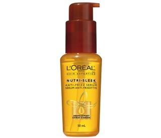 loreal-nutri-sleek-argan-oil
