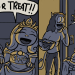Saturday Morning Cartoons: Trick or Treat