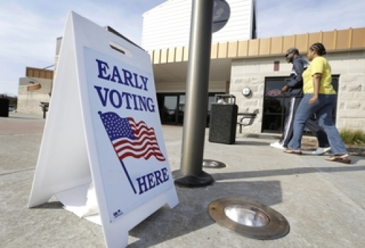 Senate Early Voting