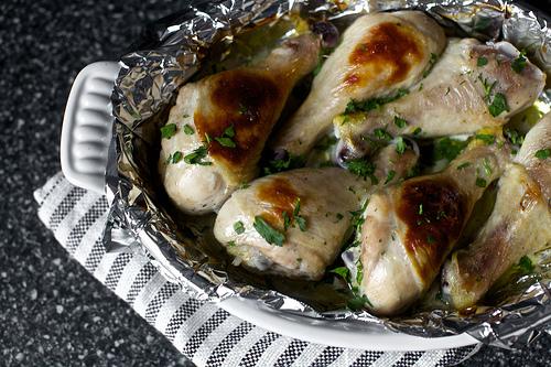 13. Buttermilk Roast Chicken