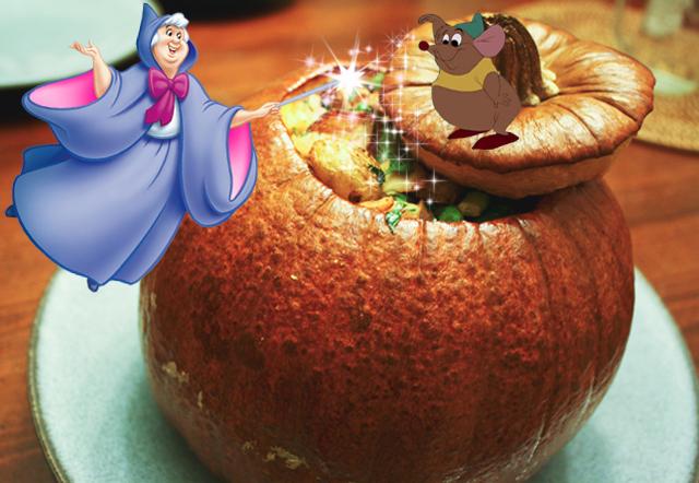Cinderella Pumpkin Stew