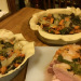 Get Baked: Pork, Collard Green, and Persimmon Pot Pie