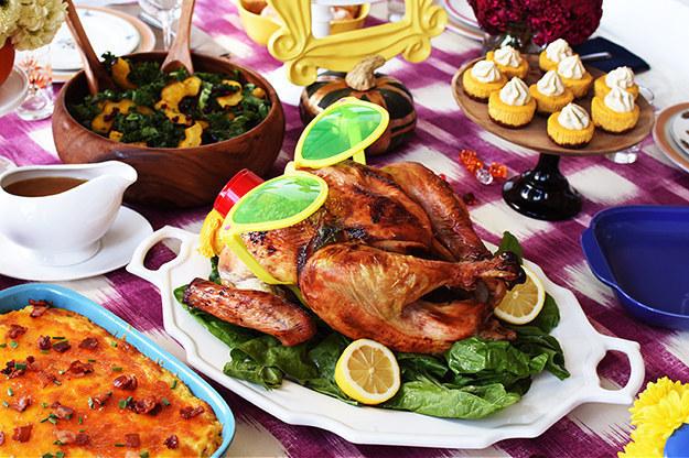 IPA brined turkey