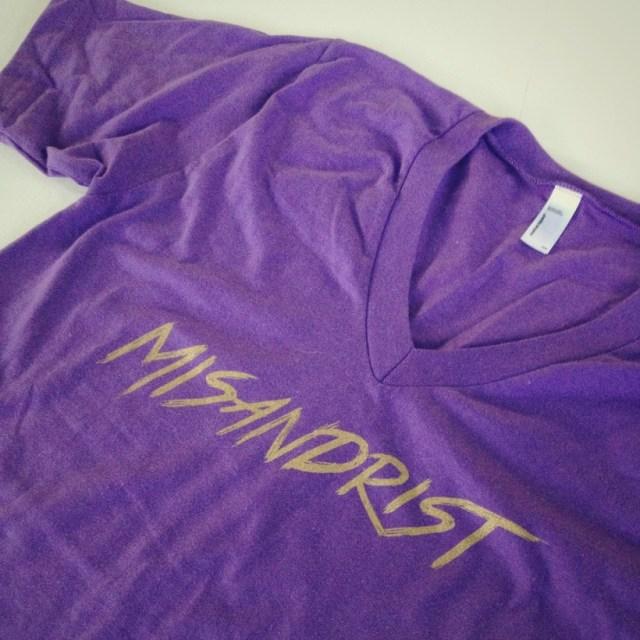 Misandrist shirt