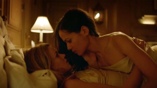 Lesbian Sex City 80