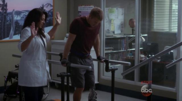 Robo Leg: Never Break starring Dwayne Johnson, Vin Diesel, Michelle Rodriguez, Woody Harrelson, and introducing, this guy.