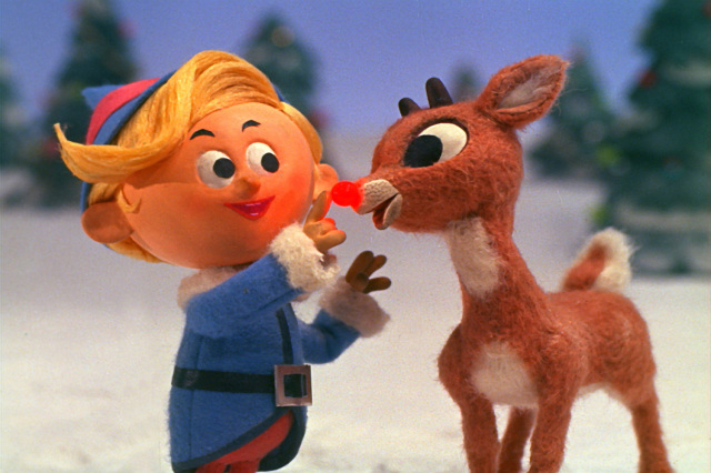 Hermey was totally gay, right. Like, did I make that up.