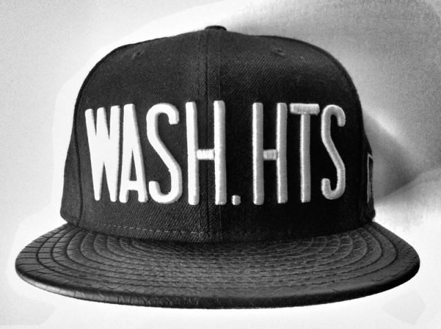 Wash Hts Snapback